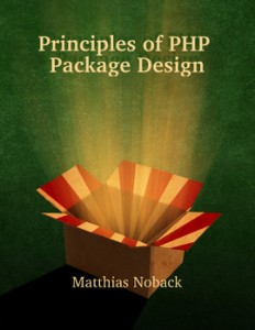 Cover of Principles of PHP Package Design
