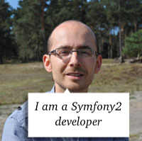 I am a Symfony developer